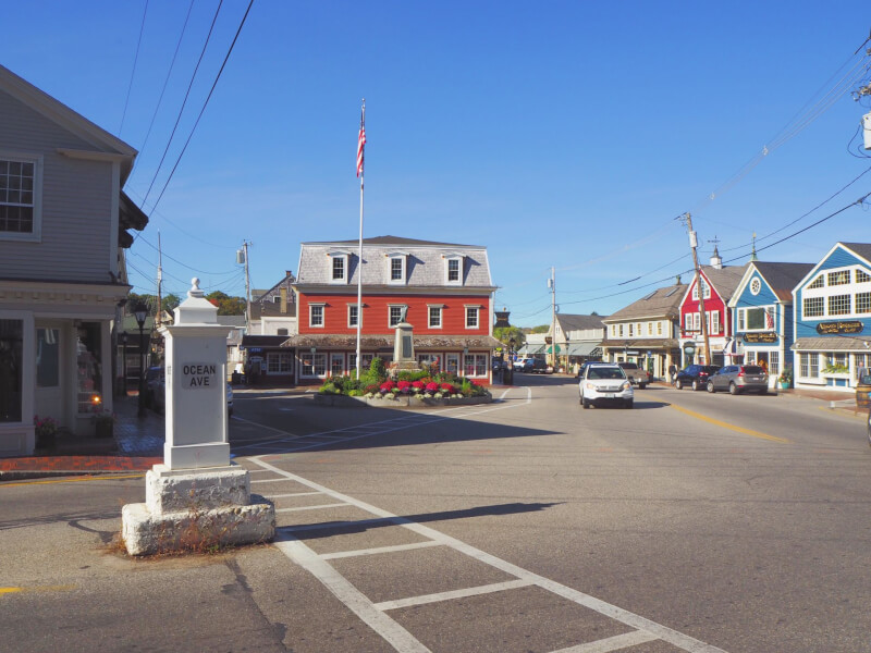 image of Dock Square in Kennebunkport