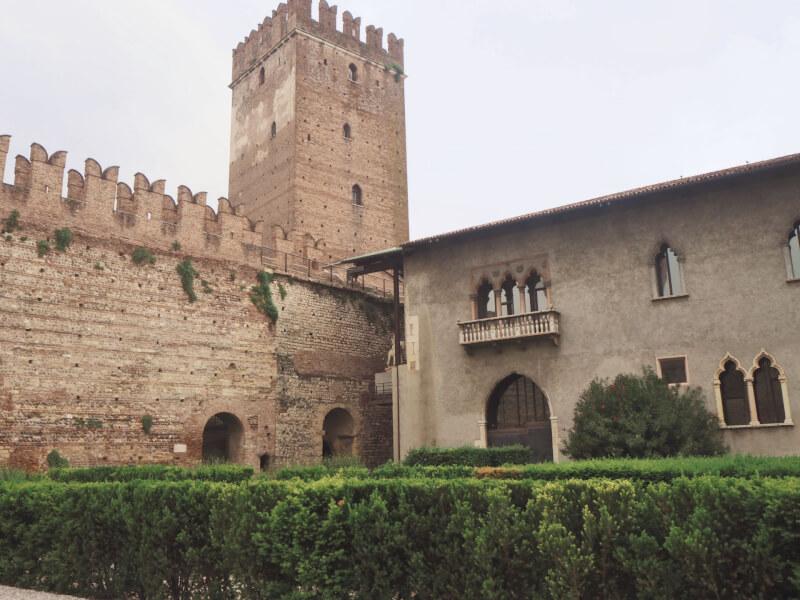 image of Castello Vecchio in Verona