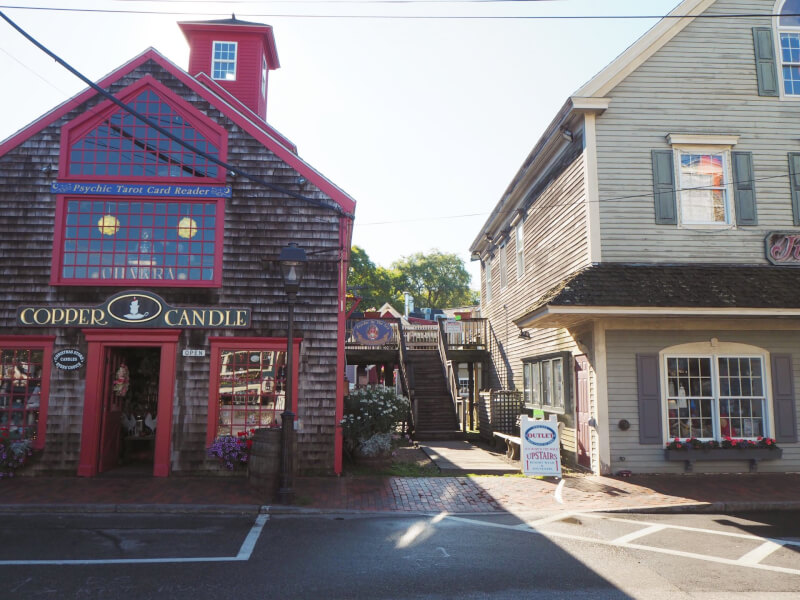 image of the Cooper Candle in Kennebunkport