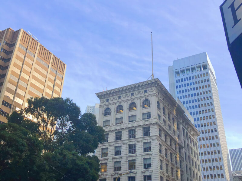 image of street in San Francisco