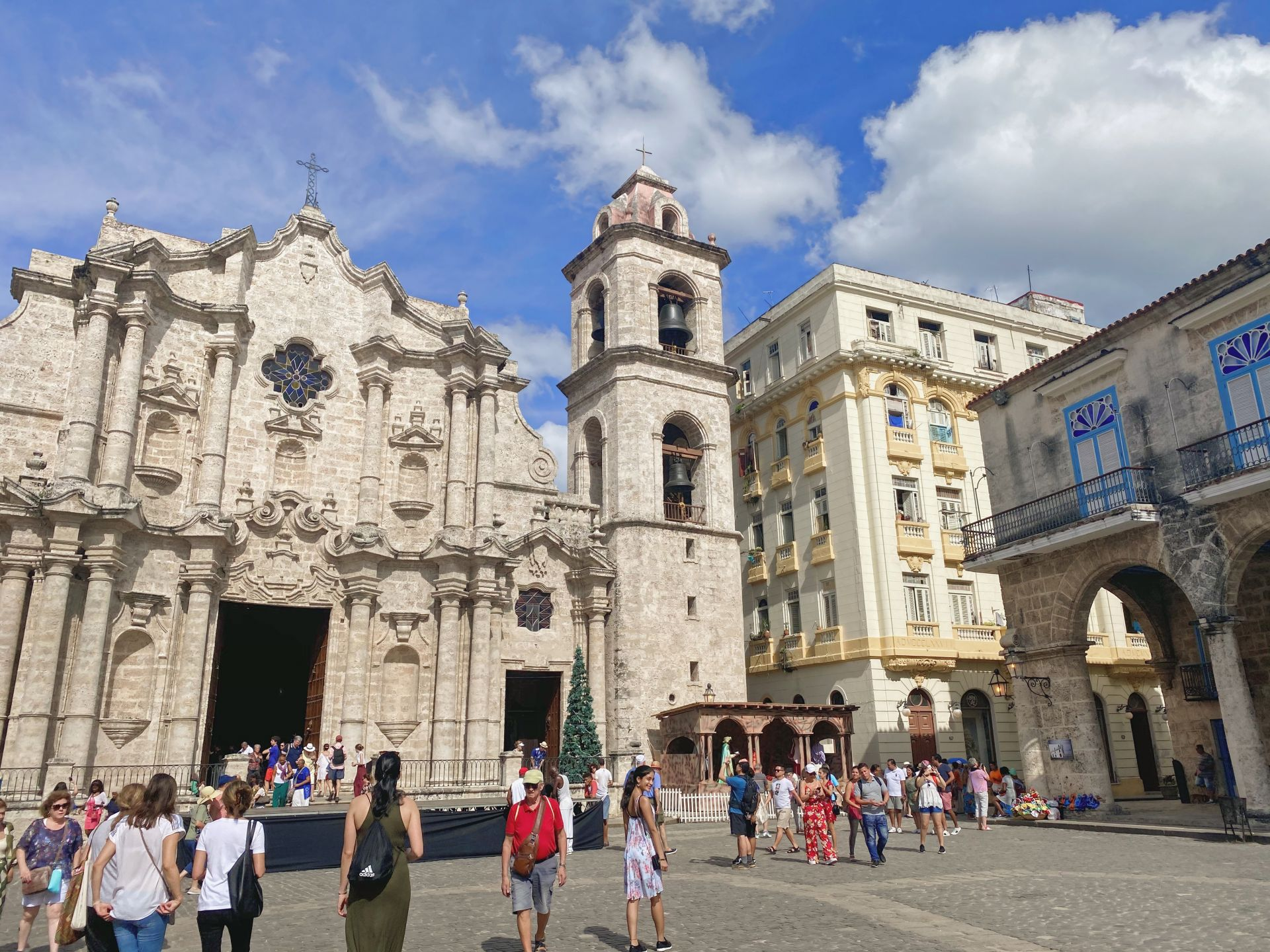 image of Catedral de San Cristóbal in Havana