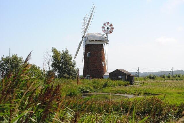 image of Horsey wind pump