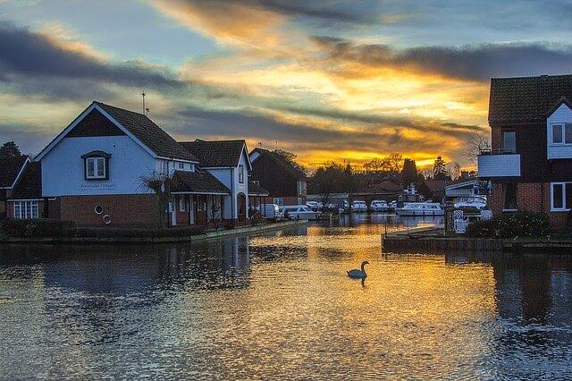 image of Wrexham in Norfolk