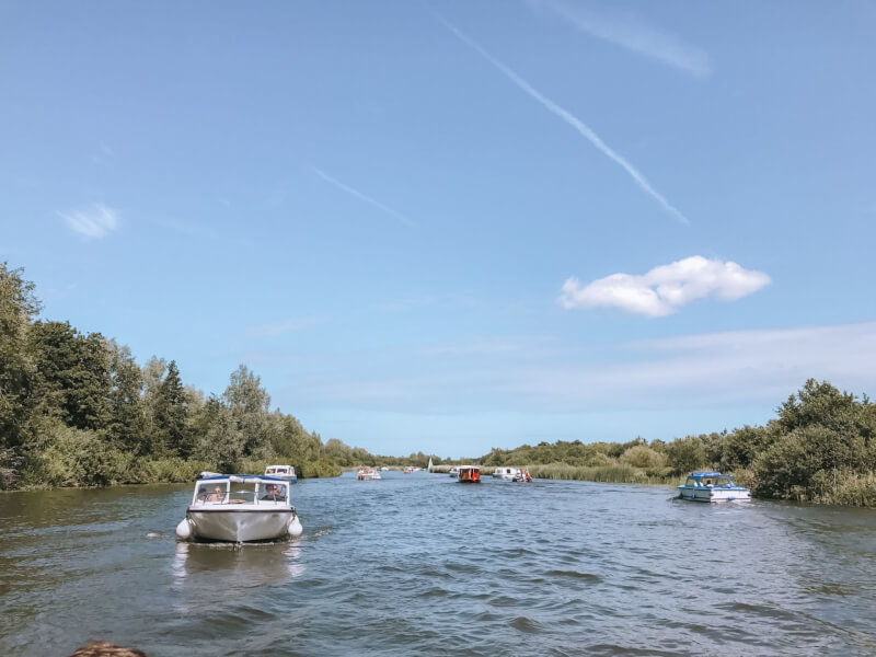image of the Norfolk broads