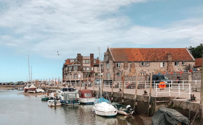 image of Blakeney in Norfolk