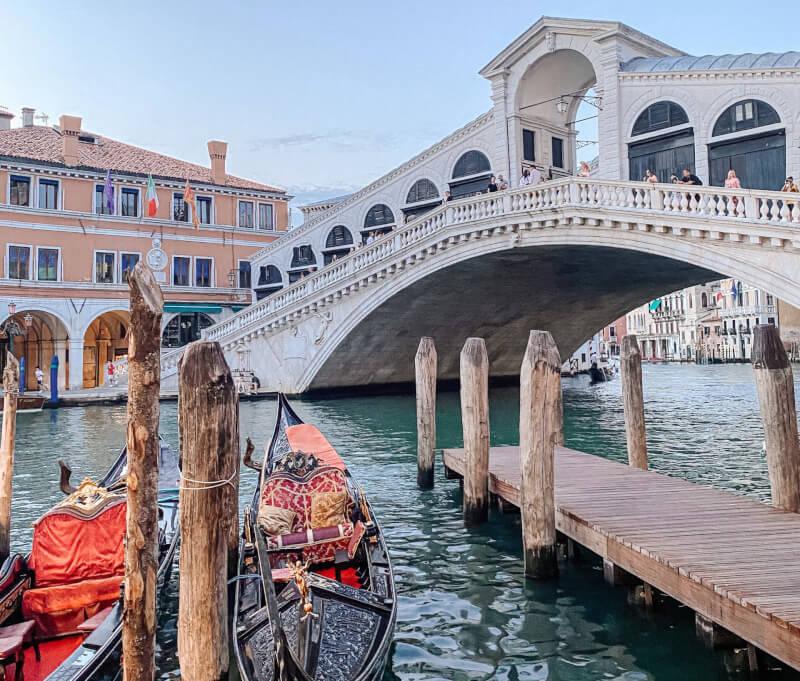 image of Rialto Bridge, Venice