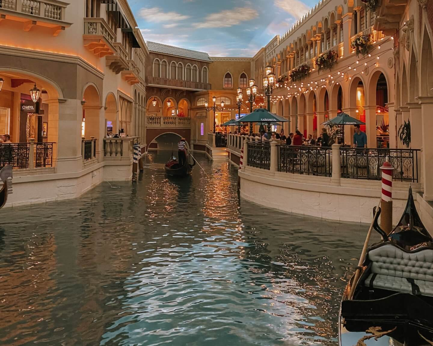 image of the venetian hotel in Las Vegas