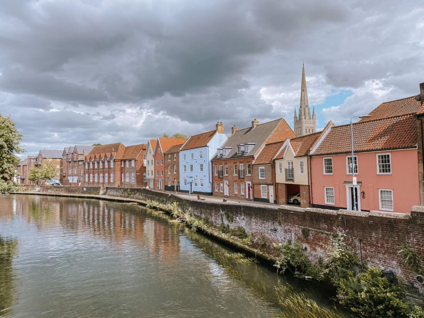 image of Quayside in Norwich