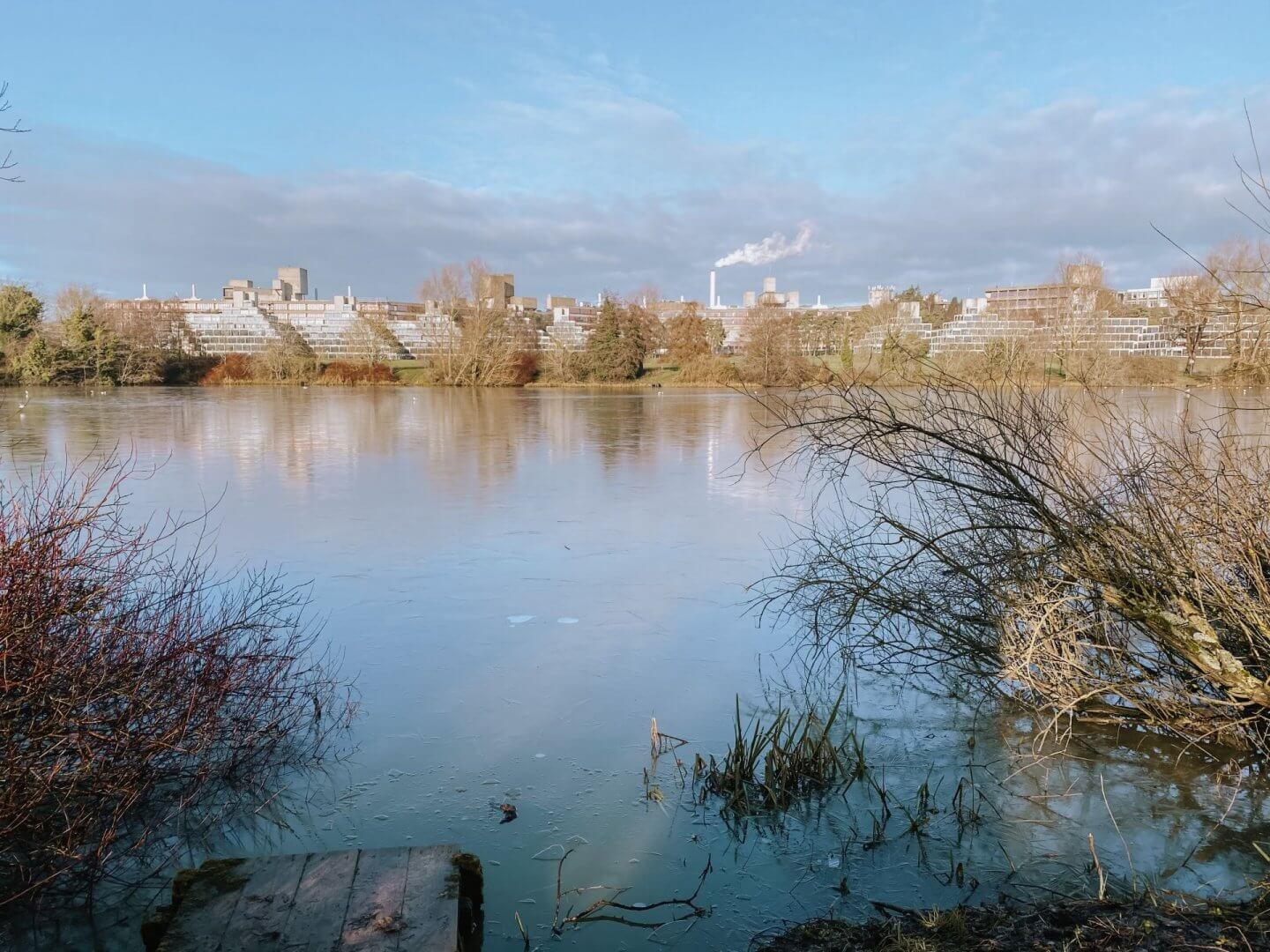 image of UEA broad, amazing places to visit in Norwich