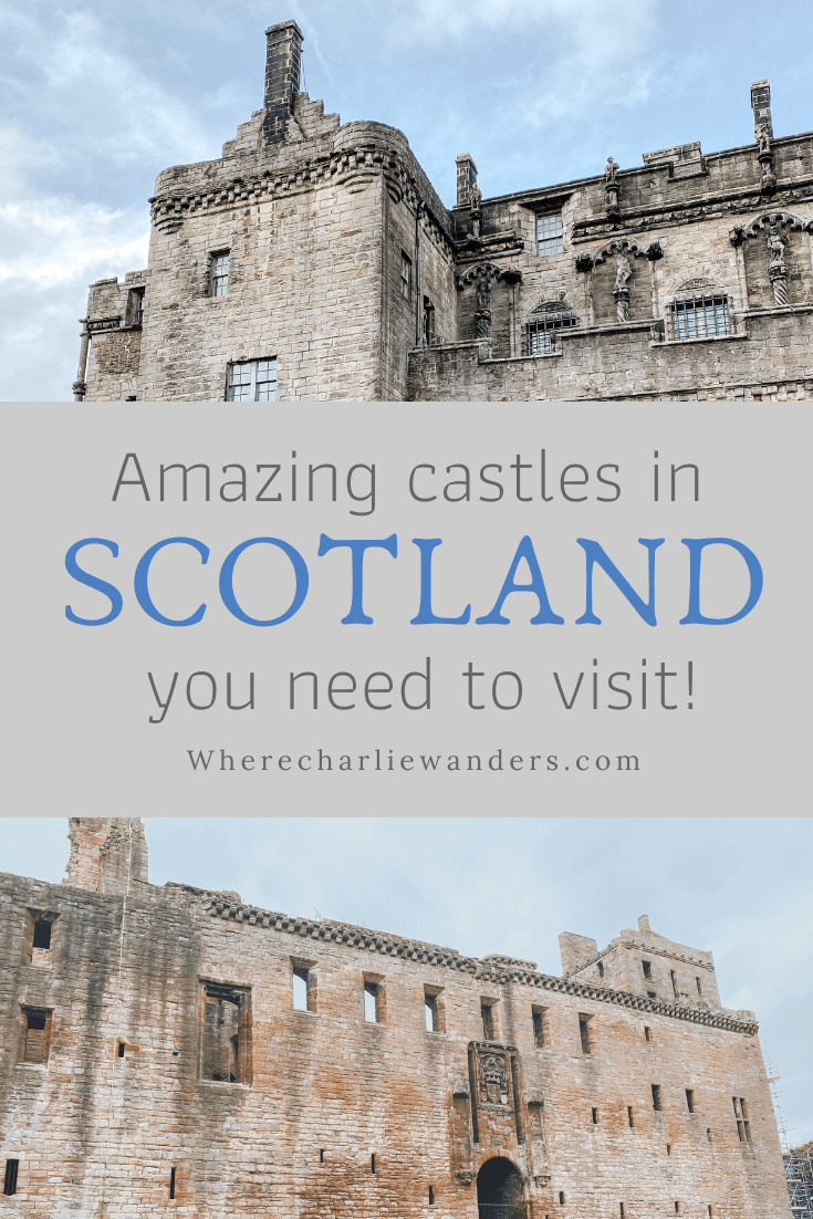 Castles in Scotland to visit
