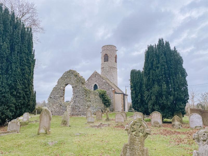Image of  all saints church,  Keswick