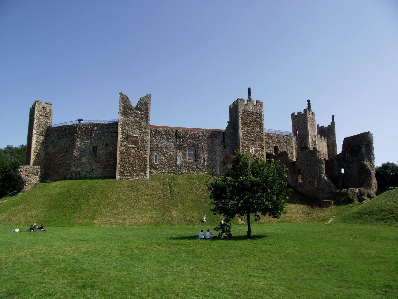 image of Framlingham Castle