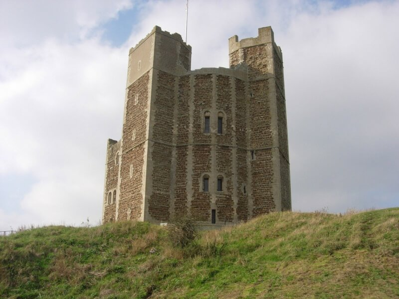 image of Orford Castle