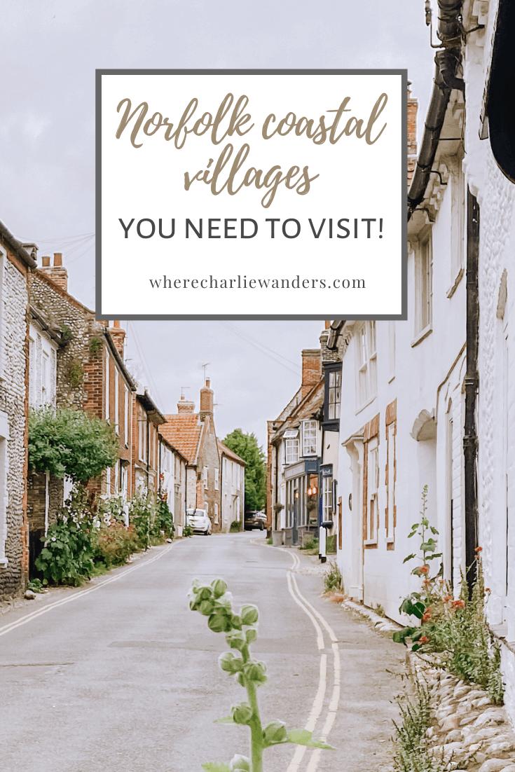 image of Norfolk coastal villages you need to visit